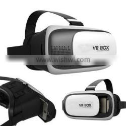 2016 VR Box Virtual Reality 3D Glasses Heasets V2 for Smart Phone Android IOS