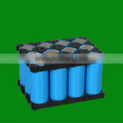 26650 lithium ion rechargeable battery pack in 9ah 12v lifepo4 cells 3P4S
