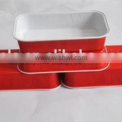 8011 Colored Lacquered Aluminum Foil for Airline Lunch Box