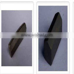 Hardmetal mining inserts with good quality in china