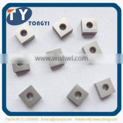 tungsten carbide perforated blade for cutting stone