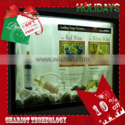 ChariotTech Christmas promotion transparent lcd monitor for different application in China with lowest price(HOT SALES)