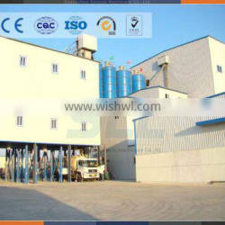 FOB price of full automatic dry mix mortar production line