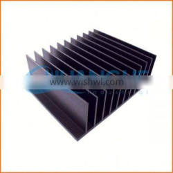 High Precision Aluminum Heat-Sink, Heat Sink for Electronic products, heatsink spring clip