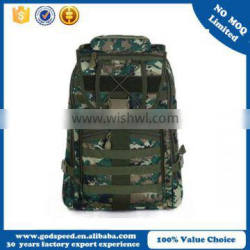 nylon high quality outdoor camping backpack big capacity
