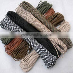 wholesale stout durable polyester parachute cord of high quality