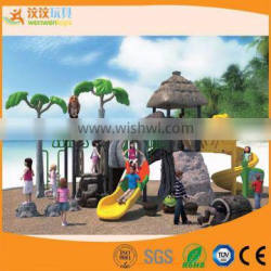 Children loved commercial china factory outside playground equipment