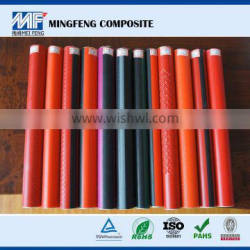 Bright appearance varied design cheap grp telescopic handle