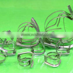 Hot Sale China Yilong Metal Saddle Ring for distillation, absorption