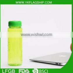 2016 Hot sale promotional BPA FREE plastic mineral water bottle