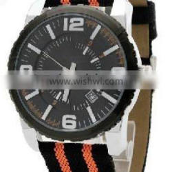 2015 new products interchangeable nato band watch