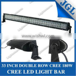 """factory direct sell 1800W 33"""" led light bar for off road 4x4,SUV,ATV,4WD,truck. CE, ROHS, IP67"""