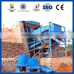 Saving 30% Full Set Gold Plant/Gold Processing Plant/Gold Mining Plant for Washing Gold from Sinolinking