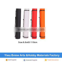 PE material colorful student drawing tube