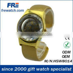 22k gold watch alloy watch factory cheap price