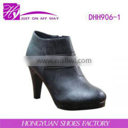 high quality China wholesale heel boot for women