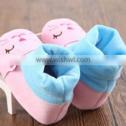 Baby Cotton comfortable boots warm cute kids shoes