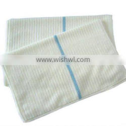 microfiber floor cleaning cloth with color code(microfiber cleaning cloth)