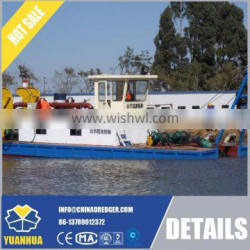 8 inch mini cutter suction draga dredging ship for sale