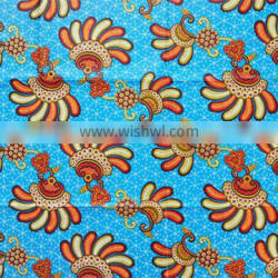 african clothing JAVA real wax fabric hitarget