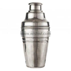Eco-Friendly 1000ml Stainless Steel Cocktail Shaker Drinking Party
