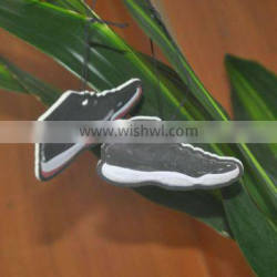 High Quality cheap price shoes shape car scented paper