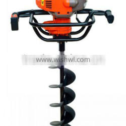 High quality Petrol Single operated ground auger 3WT-250400