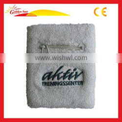 High Quantity Hot Selling Sport Wrist Sweatband With Pocket