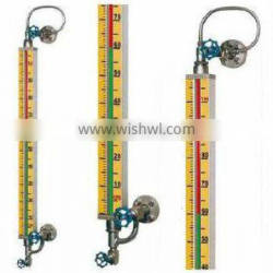 UGS A oil level sight glass gauge for standard type valve with safety device