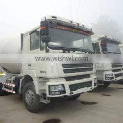 used excellent mixer truck Shacm 9 m3 in shanghai/secondhand