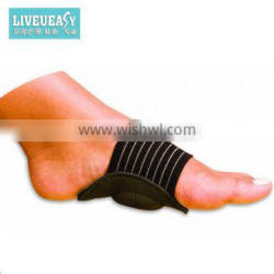 EVA aniti slip orthopedic arch supporter for flat flatfoot for all shoes