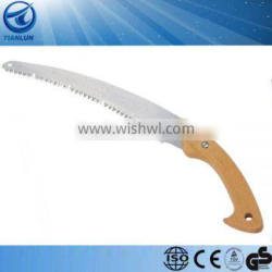 Wood handle Hand Tree Branch Cutting Saw to cut tree