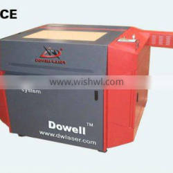 DW-9060 60w 80w non-metal laser small portable laser engraving and cutting machine price