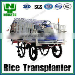 Hand Rice Seed Manufacture Transplanter Machine Riding Type Rice Transplanting Machine 2Z-6B2