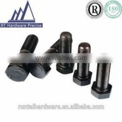 Stainless steel hex head bolts a2-70