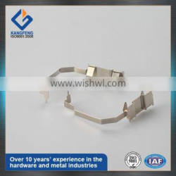 Customized and OEM Battery Contact Metal Stamping Terminal