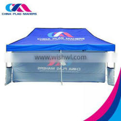 trade event canopy tent for sale , Custom outdoor promotion fold marquee tent