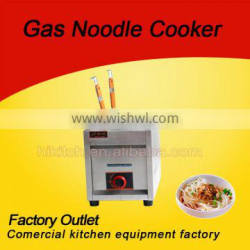 Commercial Stainless Steel Gas Pasta Cooker