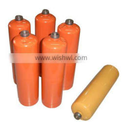 1L Gas Cylinder MAPP CGA600 for welding China suppliers