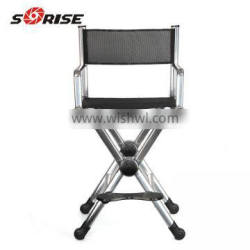 Sunrise Funtional Professional Aluminum Empty Make up Chair