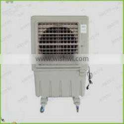 Electric Air Fan Water Air Cooler With Mist