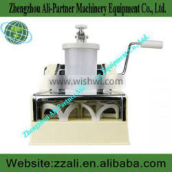 2015 most popular portable russia dumpling machine for home use