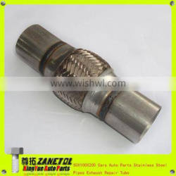 50X100X200 Cars Auto Parts Stainless Steel Pipes Exhaust Repair Tube