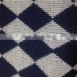 Shaoxing Onway Make-to-order acrylic knit fabric cashmere jersey knitted fabric ponte roma knitted fabric