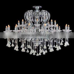 China factory wholesale price crystal large hotel chandelier