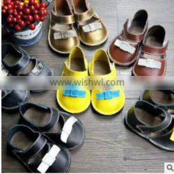 wholesale pretty girls shoes leather shoes sandals baby shoes