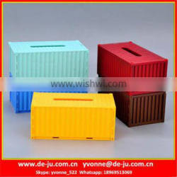 Container Style Napkin Holder Plastic