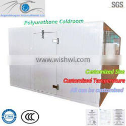 Cold Room With Polyurethane Panel