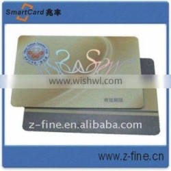 PVC cards with chip
