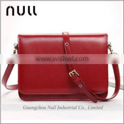 Wholesale price shoulder strap leather crossbody bag for young girls Supplier's Choice